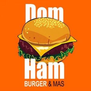 DOM HAM logo