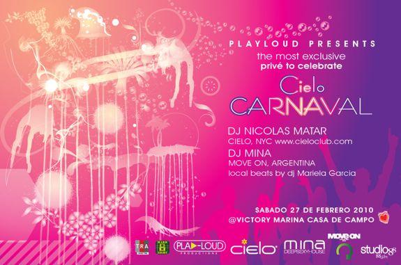 carnaval cielo