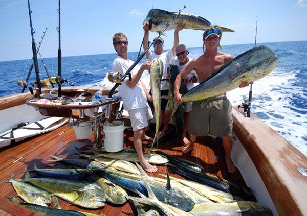 fishing in Casa de campo