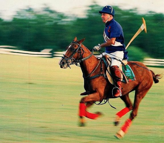 01 Polo Pony in a Hurry 'Papo' Menendez