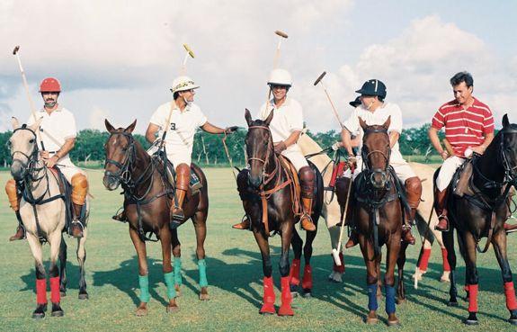 04 Polo - Casa de Campo team