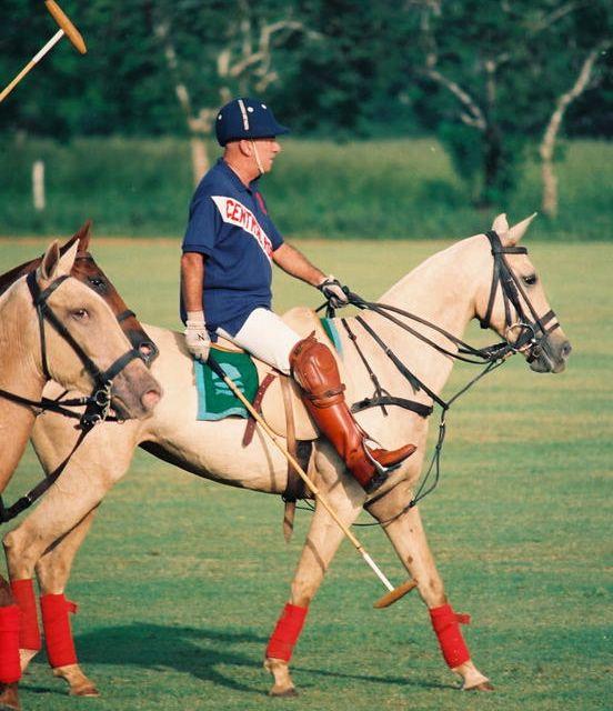 09 Polo horses and 'Papo' Menendez