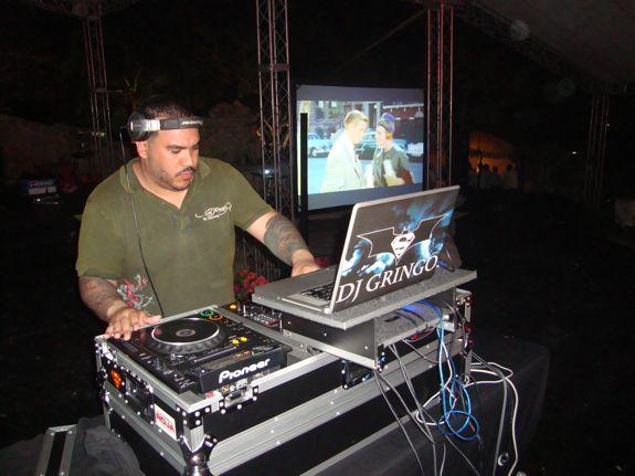 DJ GRINGO!