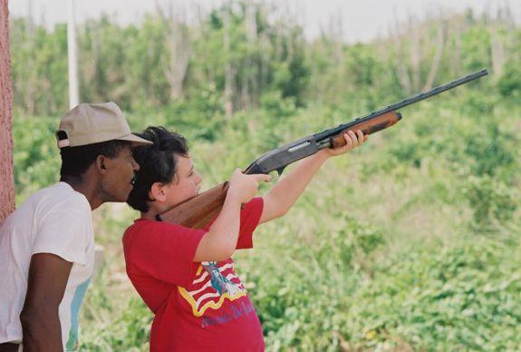 16 shooting lesson - Casa de Campo Living