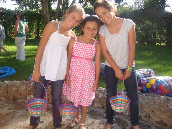 Casa de Campo Living's Easter Egg Hunt in Altos de Chavon