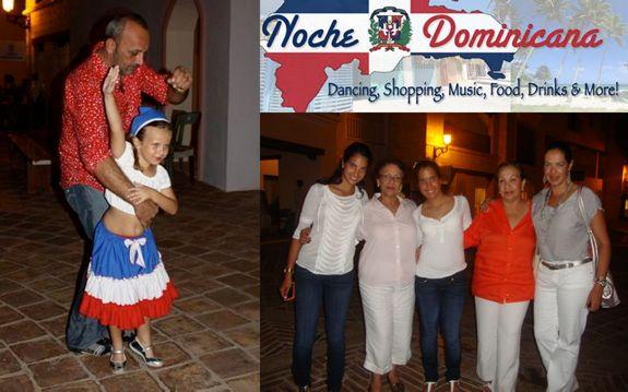 Noche Dominicana, marina casa de campo, casa de campo living