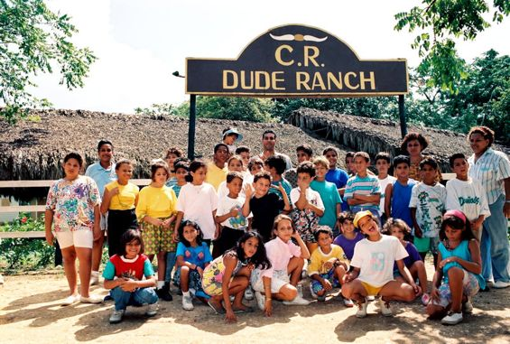 08 Day camp at the Dude Ranch