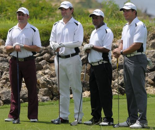 golfers dye fore casa de campo