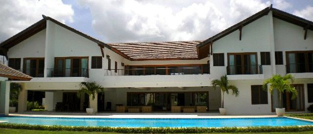 barranca casa de campo villa