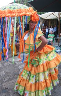 carnaval dominican republic