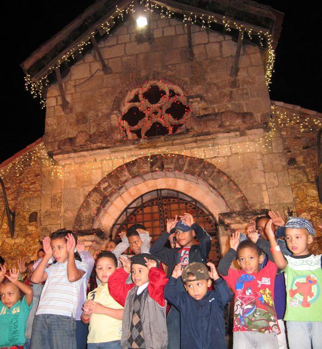 church altos de chavon