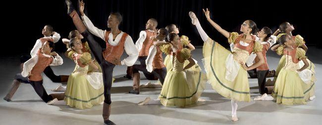 endanza ballet