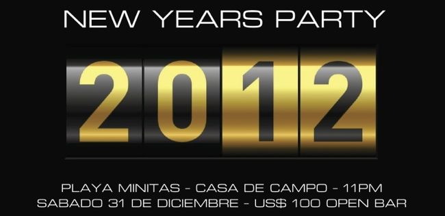 new years eve casa de campo