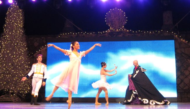 nutcracker ballet altos de chavon