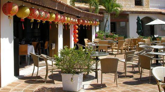 chinois restaurante marina casa de campo