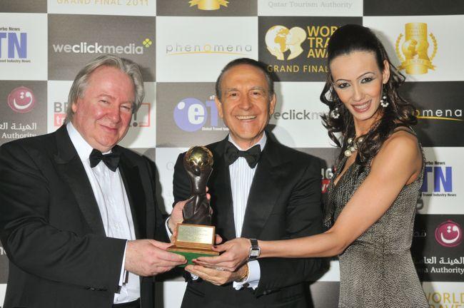 claudio silvestri world travel awards