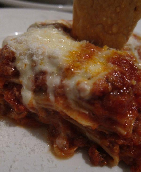 lasagne gino