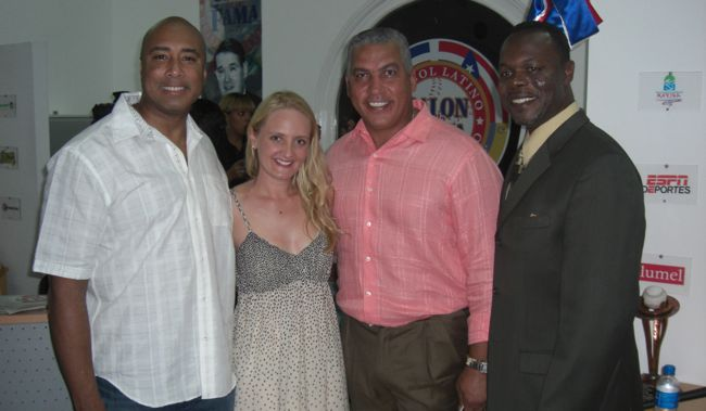 bernie williams andres garralaga dennis martinez