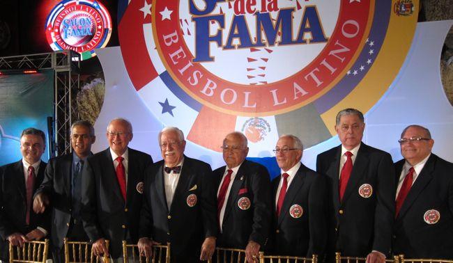 salon de la fama beisbol latino
