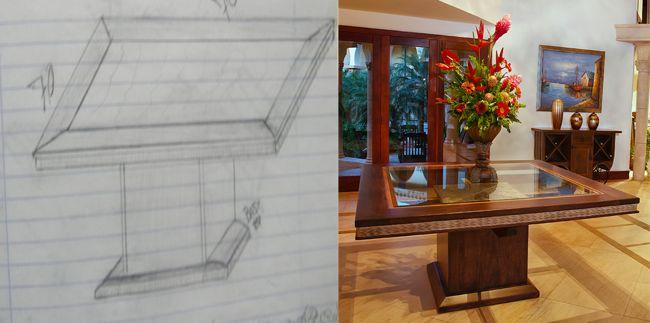 rusticos y mas muebles