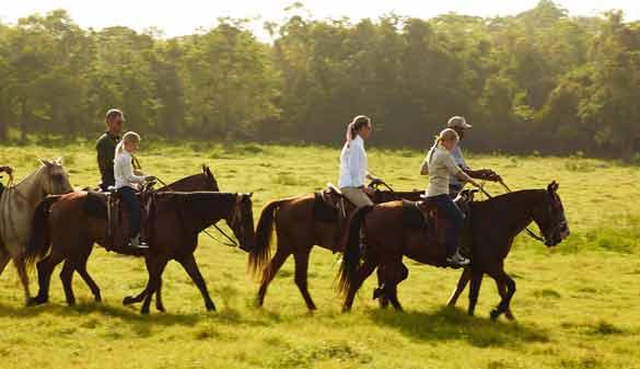 casa de campo horse riding