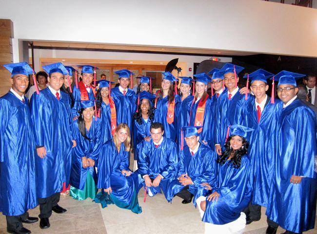 Saint John School Graduation