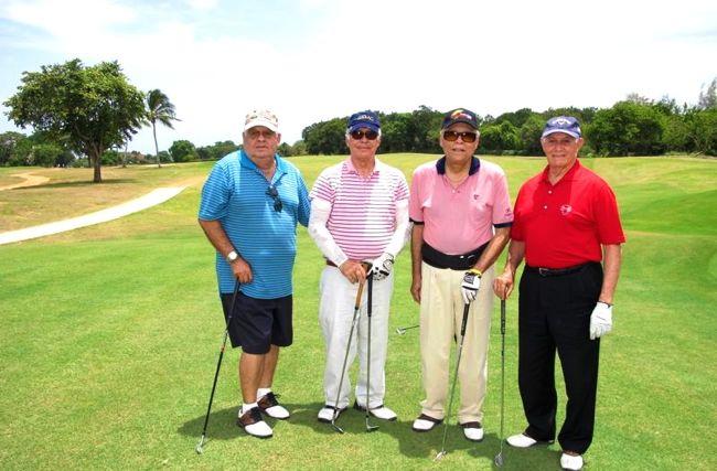 torneo de golf casa de campo