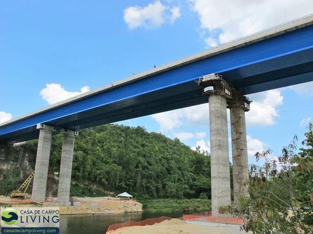river chavon bridge