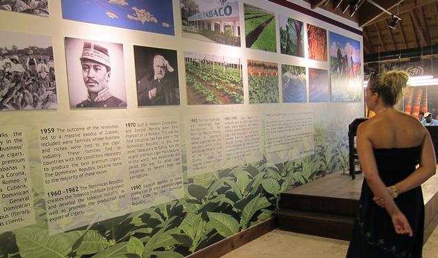 flor dominicana factory tour