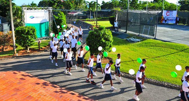 Proseguros Tennis Tournament Inauguration