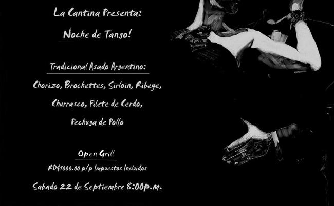 tango night