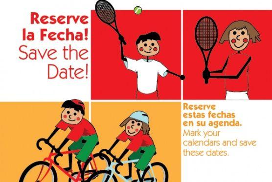 Save the date Hogar del Niño