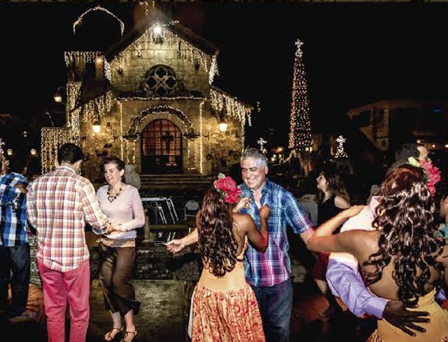 Dominican Christmas, Altos de Chavon