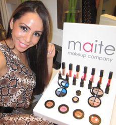 maite makeup