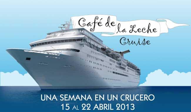 cafe de la leche cruise