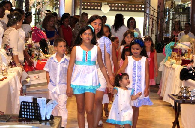 childrens fashion show
