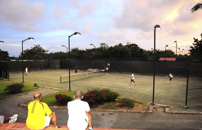 la terraza tennis casa de campo