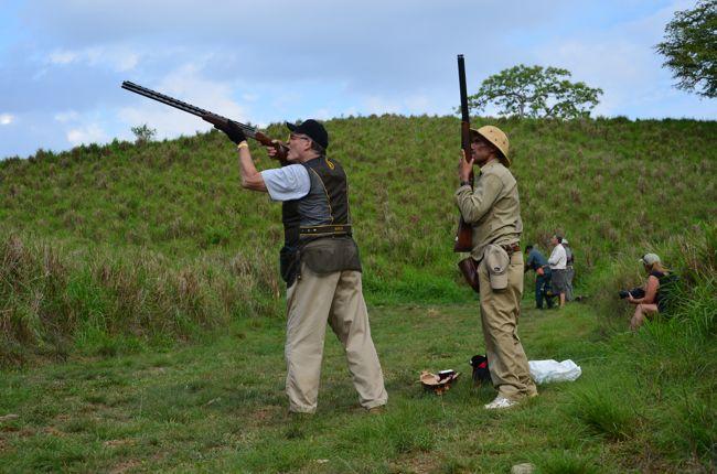 shooting casa de campo