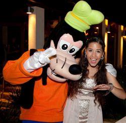 quinceanera goofy character