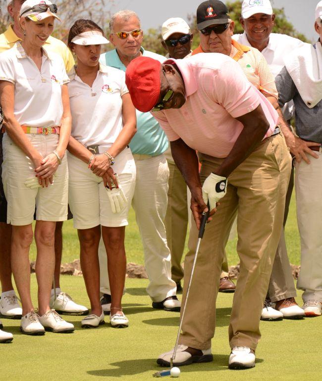 torneo de golf buen samaritano