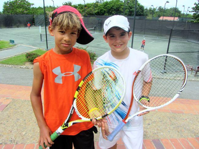 torneo juvenil tenis