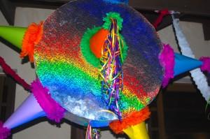 Piñata Saadia Party