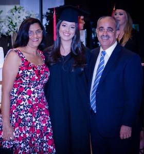 Graduation Abraham Lincoln Eliana Alba