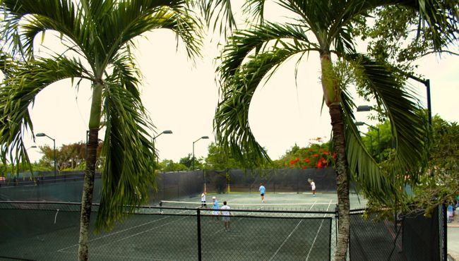 Casa De Campo International Tennis Tournament Starts Today