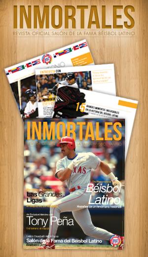 INMORTALES magazine