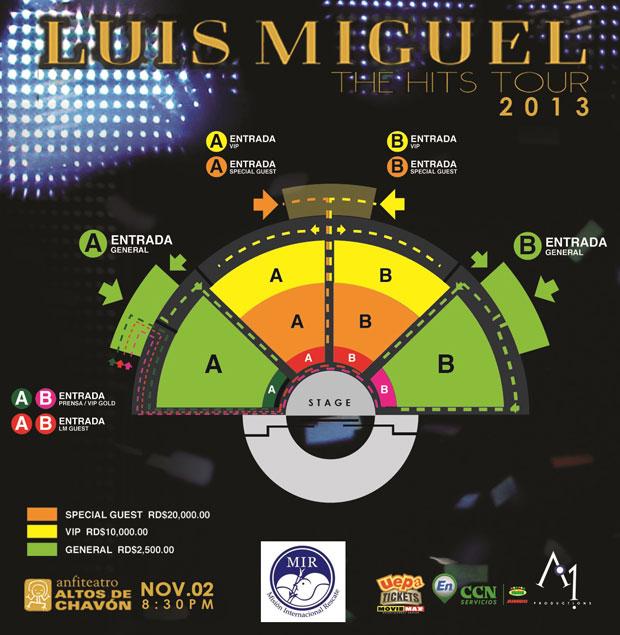 Luis Miguel concierto