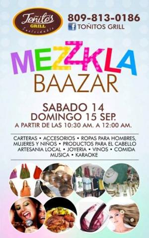 Mezzkla Bazaar
