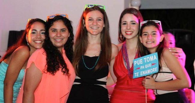 Casa de Campo party