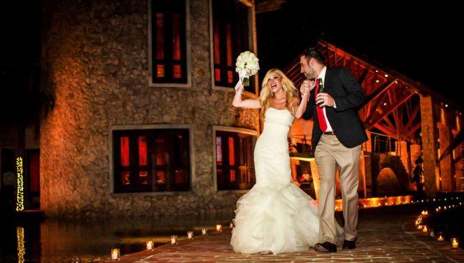 Casa de Campo Wedding