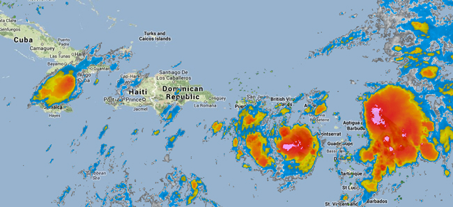 Weather Dominican Republic Hurricane Season 2013